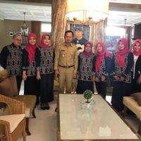 Audiensi dengan Pemerintah Kota Bogor